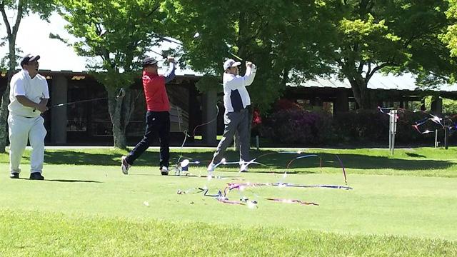 東信5JCゴルフ大会 事業報告