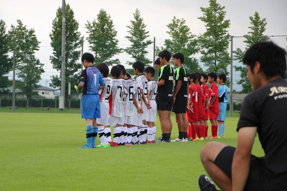 第3回JCカップU-11少年少女サッカー大会 北陸信越地区大会 事業報告