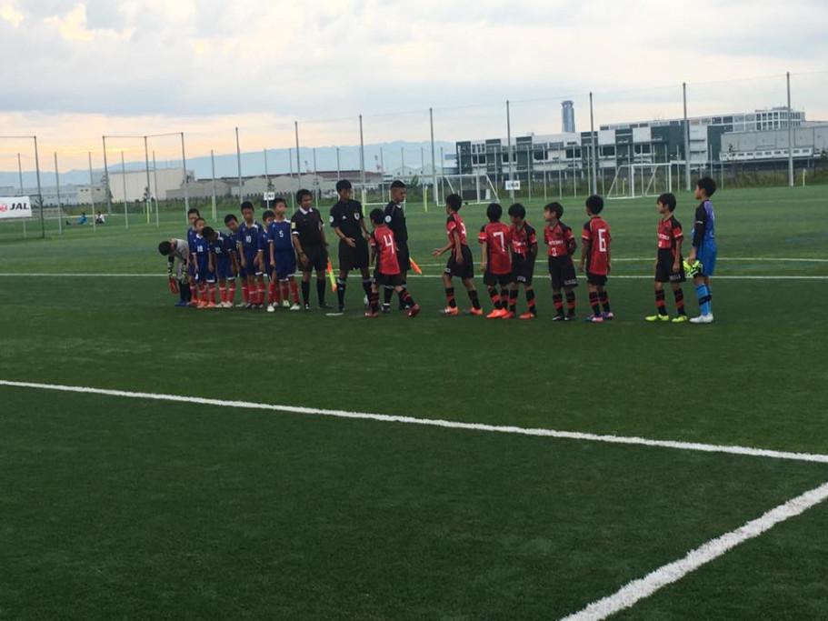 第3回JCカップU-11少年少女サッカー大会 全国大会 事業報告