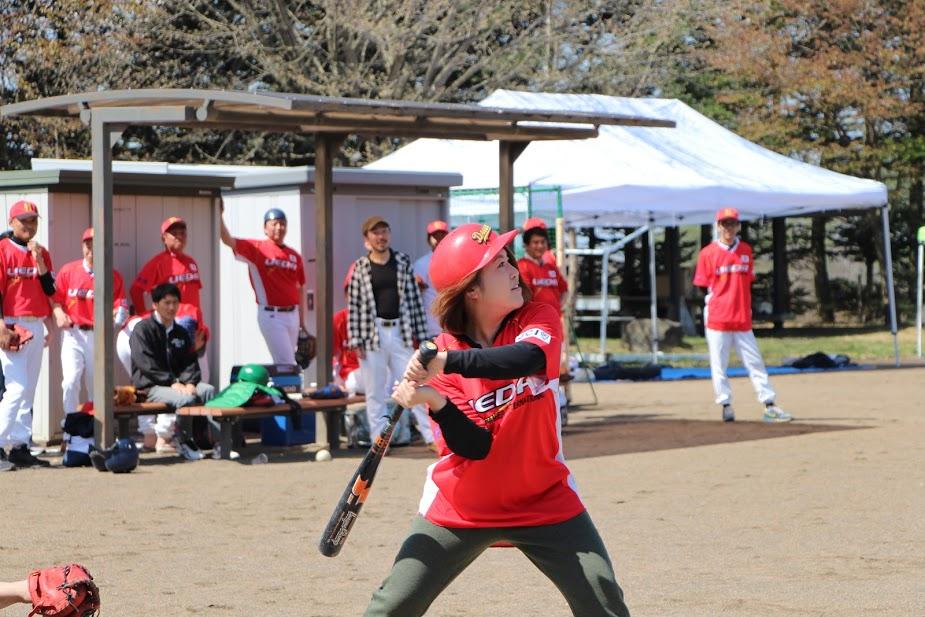 東信5JC 野球大会 事業報告