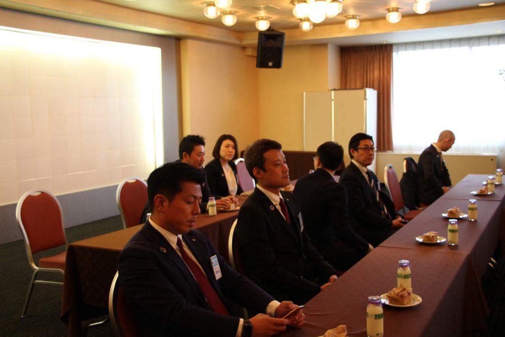 第2回 長野ブロック協議会会員会議所会議 報告
